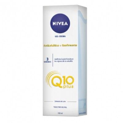 Nivea Nivea Gel Anticelulítico Q10