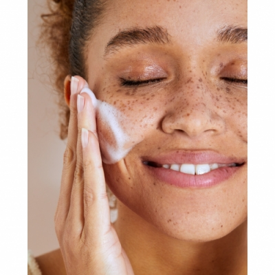 Nivea Nivea Naturally Clean Exfoliante Facial Sólido Limpieza Profunda