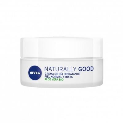 Nivea NIVEA Naturally Good Crema de Día Hidratante