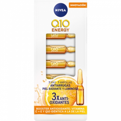 Nivea Nivea Q10 Ampollas Vitamina C