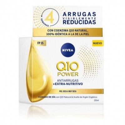 Nivea Nivea Q10 Power Extra Nutritiva Día