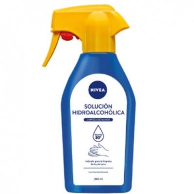 Nivea Nivea Solución Hidroalcohólica Spray 250 Ml
