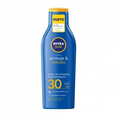 Nivea Nivea Sun FP 30 Protege & Hidrata Leche Solar Hidratante