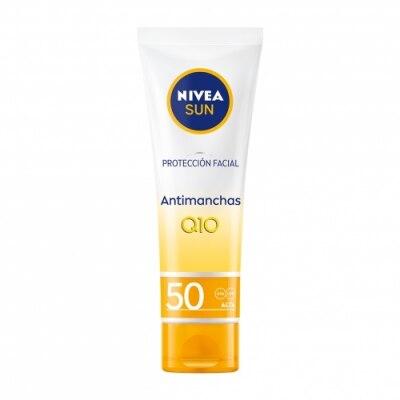 Nivea Nivea Sun FP 50 Crema Solar Facial UV Antiedad & Antimanchas