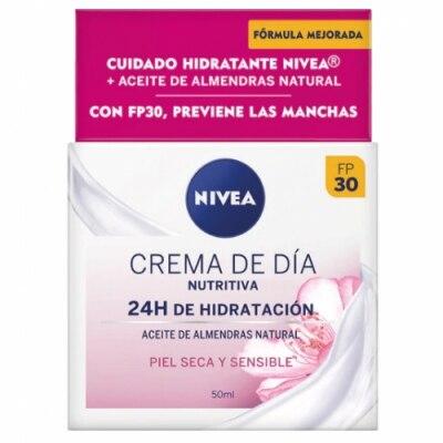 Nivea Nivea Visage Día Hidratante FP30 Seca