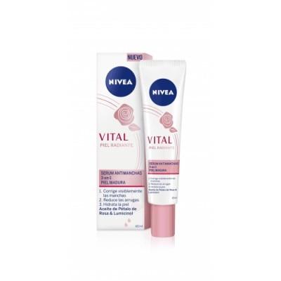 Nivea Nivea Vital Antiarrugas Serum Antimanchas 3 En 1