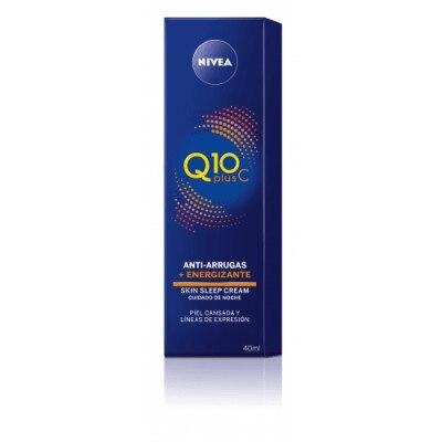 Nivea Q10Plus Anti Arrugas Energizante Noche