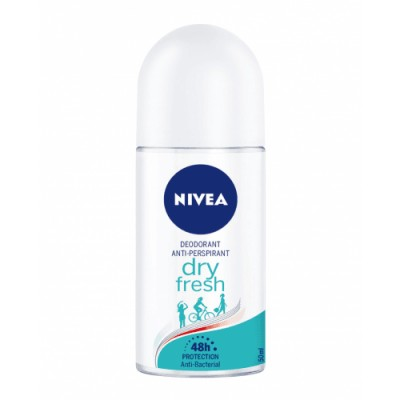 Nivea Roll on Dry Comfort Fresh Nivea