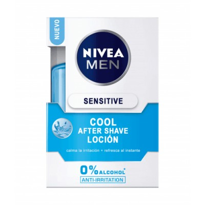 Nivea Sensitive Cool Loción After Shave