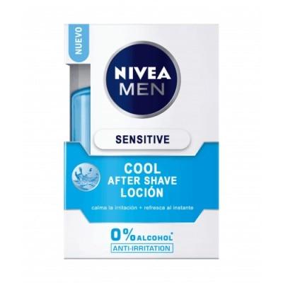 Nivea Sensitive Cool Loción After Shave