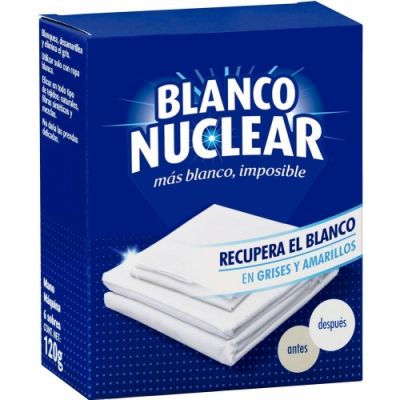 Blanco Nuclear Blanco Nuclear Blanqueador