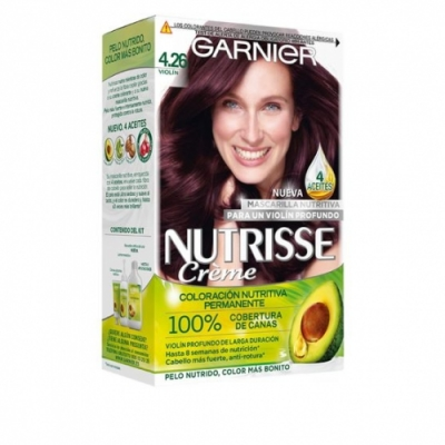 Nutrisse Nutrisse Tinte Capilar 4.26 Cassis