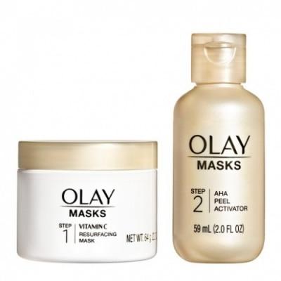 Olay Olay Mask Aha Resurfacing Peel