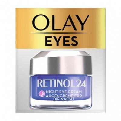 Olay Regenerist Retinol24 Crema Para Contorno De Ojos De Noche Con Retinol