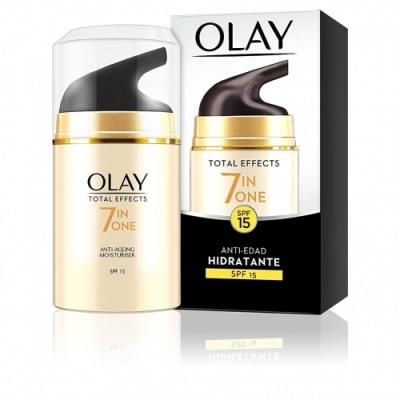 Olay Olay Total Effect Anti Edad Hidratante SPF15