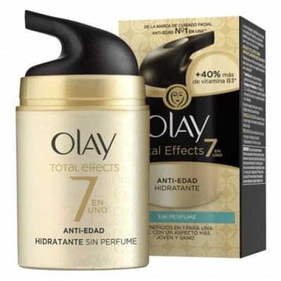 Olay Olay Total Effects 7en1 Hidratante Anti Edad Sin Perfume