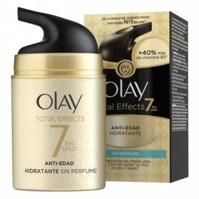 Olay Olay Total Effects 7en1 Hidratante Anti Edad Sin Perfume
