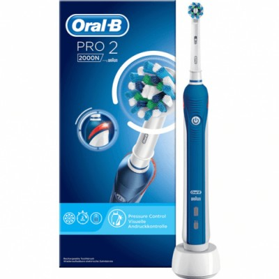Oral-b Cepillo Dental Eléctrico Cross Action Pro 2000