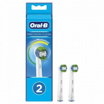Oral-b Oral-B Cabezal de recambio Precision Clean x 2