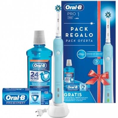 Oral-b Pack Oral-B Cepillo Eléctrico Pro Pasta Pro Expert y Colutorio