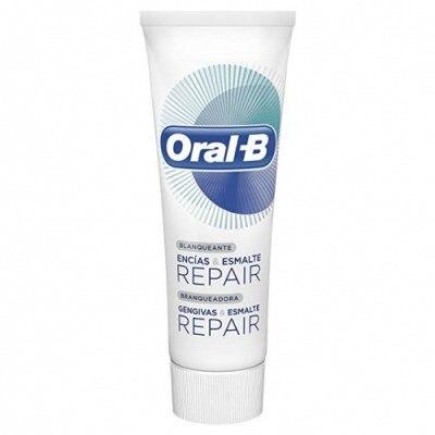 Oral-b Pasta Dental Encías Y Esmalte Repair Blanqueante
