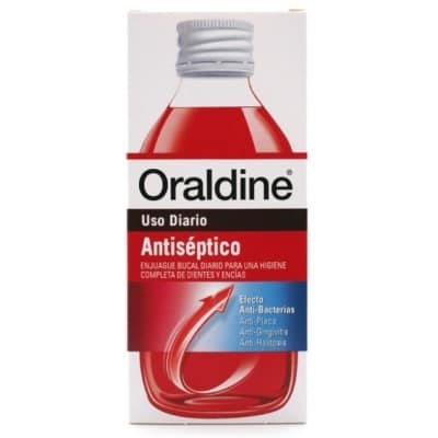 Oraldine Colutorio Bucal Antiséptico