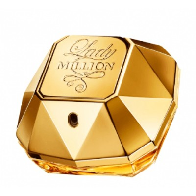 LADY MILLION eau de parfum vaporizador 80 ml