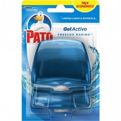 Pato WC Pack Pato Gel Activo Frescor Marino