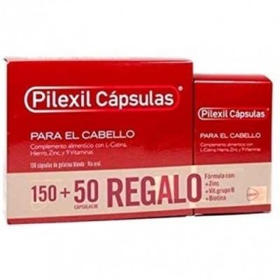 Pilexil Pack Pilexil Cápsulas para el Cabello