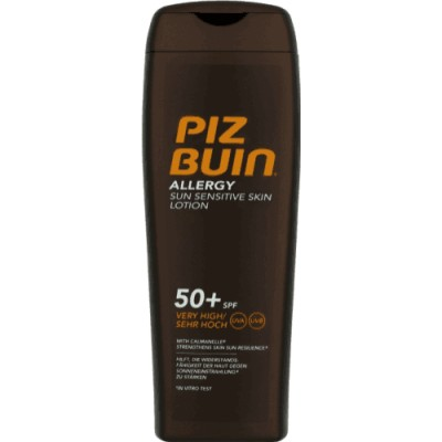 Piz Buin Allergy Sun Sensitive Skin Lotion Spf50+