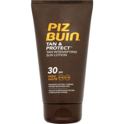 Piz Buin Tan and Protect Sun Lotion spf30