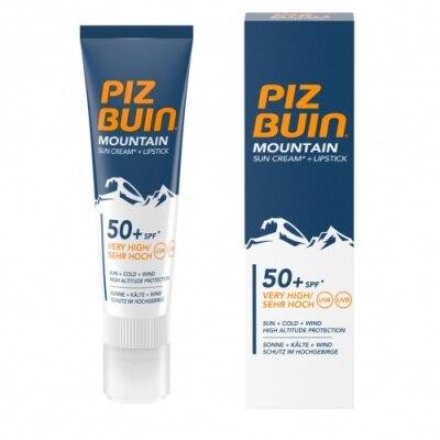 Piz Buin Piz Buin Mountain Sun Crema Facial SPF50+
