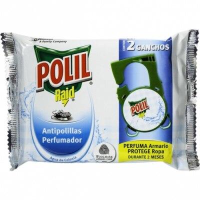 Polil Duplo Antipolillas Sólido Colonia