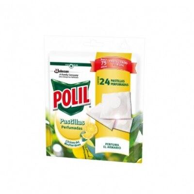Polil Bolsa De Pastillas Antipolillas Cítricos Mediterráneo