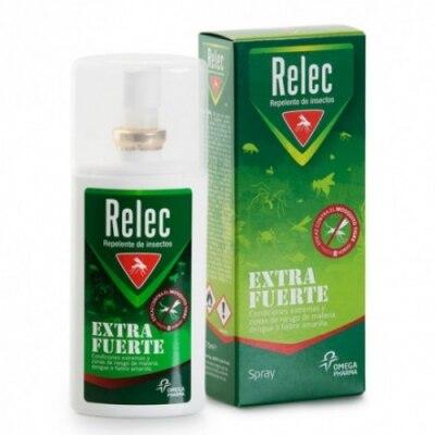 Relec Relec Spray Antimosquitos Extra Fuerte