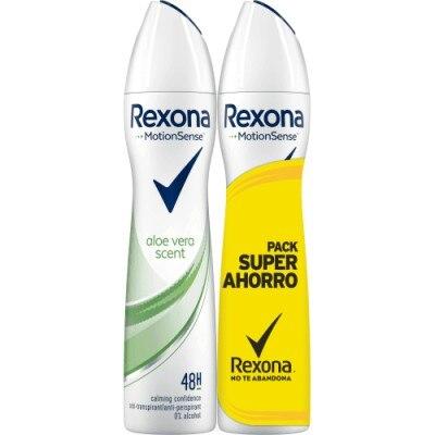 Rexona Duplo Desodorante Rexona Aloe Vera