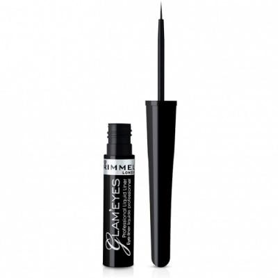 Rimmel Glam Eyes Professional Liquid Eyeliner
