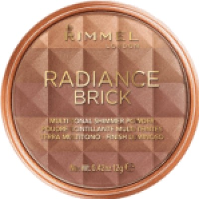Rimmel Radiance Shimmer Brick