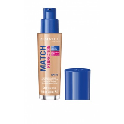 Rimmel Rimmel Match Perfection Foundation Maquillaje