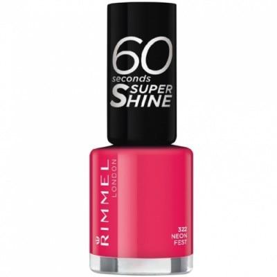 Rimmel Rimmel 60 Seconds Super Shine