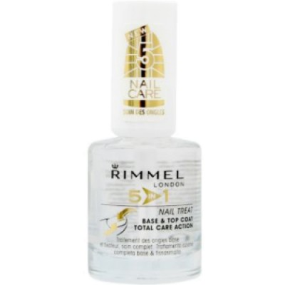 Rimmel 5 in 1 nail treat