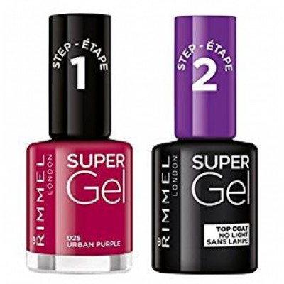 Rimmel Pack Rimmel Super Duo Gél