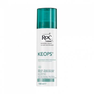 Roc Roc Keops Desodorante Spray Fresco