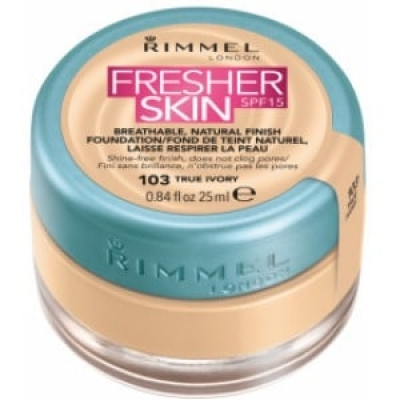 Rimmel Fresher skin base de maquillaje