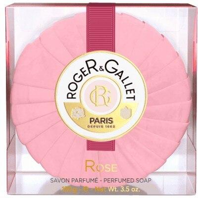 Roger Gallet Rose Jabón en Pastilla Viaje