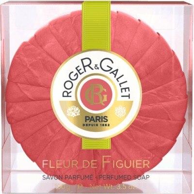 Roger Gallet Fleur de figuier jabon de pastilla viaje