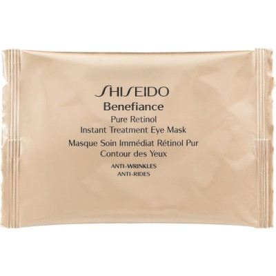 Shiseido Pure Retinol Instant Treatment Eye Mask 12 Un
