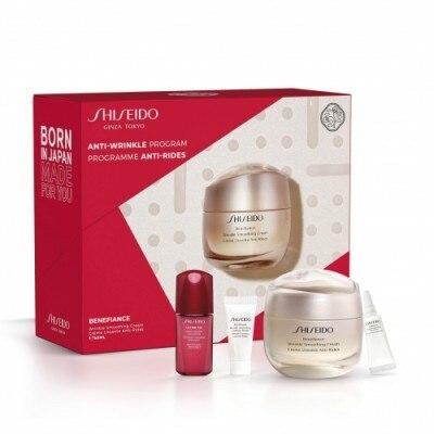 Shiseido Estuche Benefiance Wrinkle Smoothing Cream
