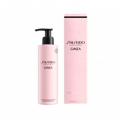 Shiseido Ginza Perfumed Body Lotion