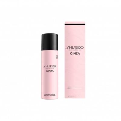 Shiseido Ginza Perfumed Deodorant Spray